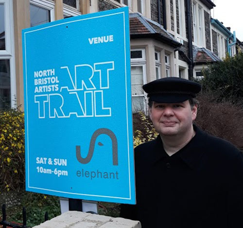 On the art trail