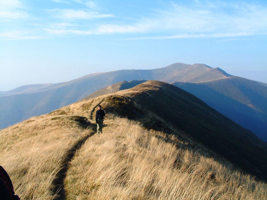 Hiking Carparthians