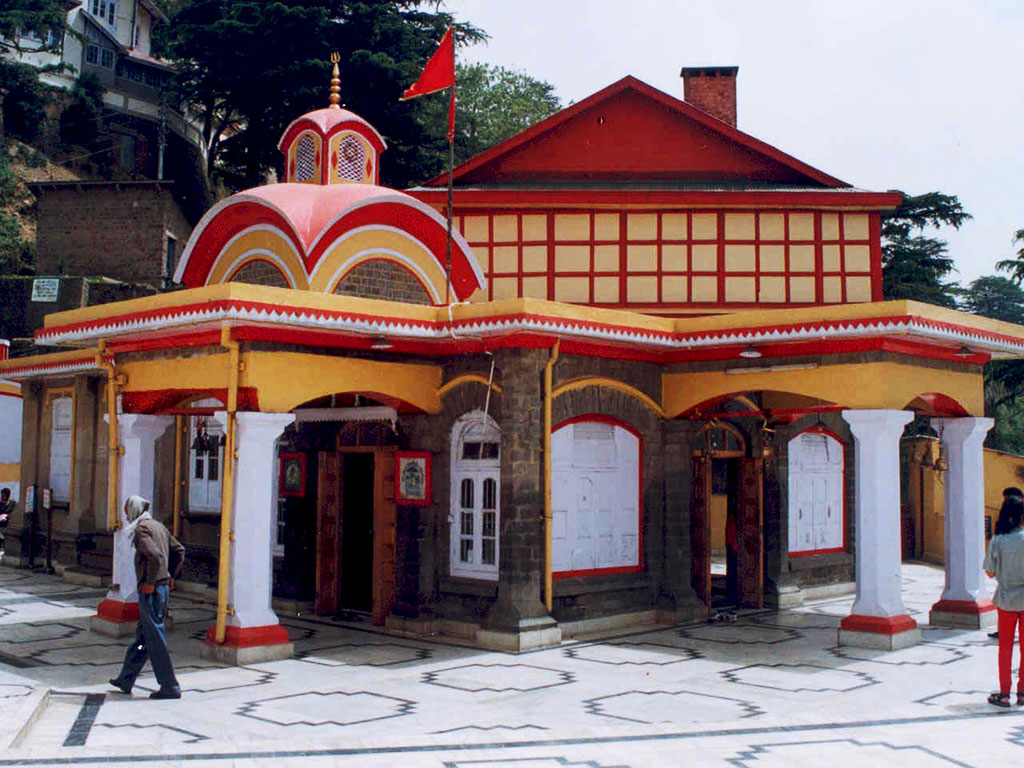 Colorful Temple