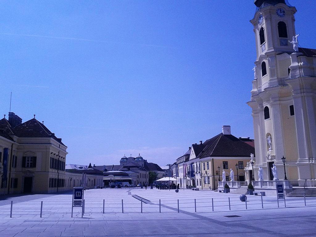Laxenburg, Austria