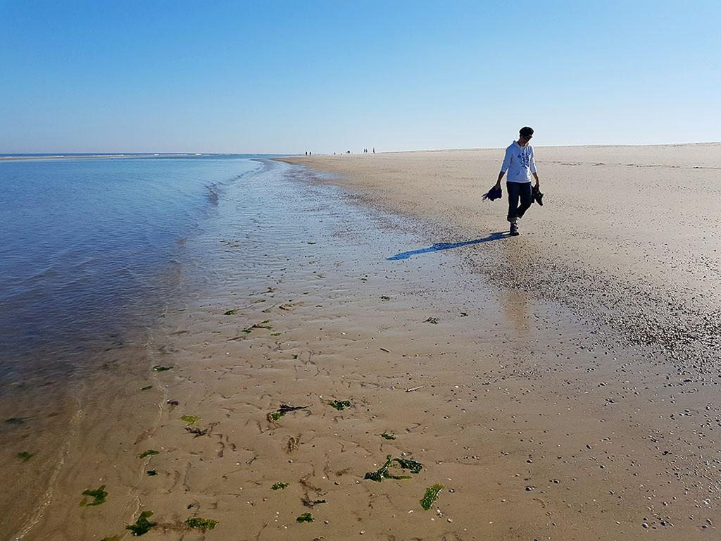 Spiekeroog Beach