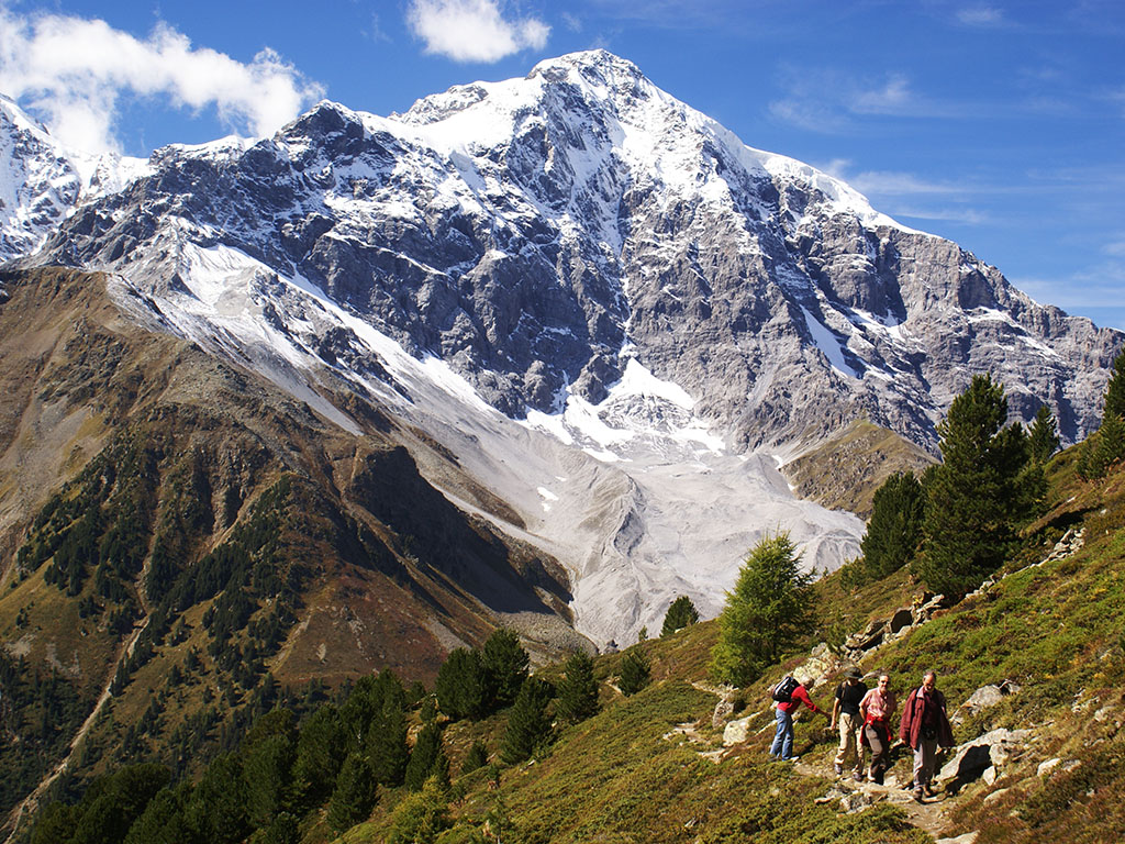 Hiking in Tirol