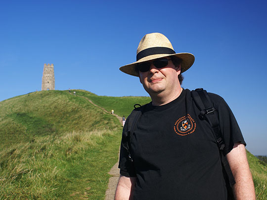 Glastonbury Tor, UK