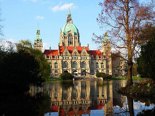 Hannover Palais