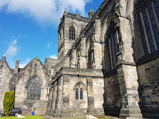 Paisley Cathedral