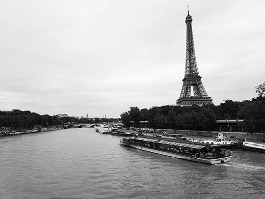 Seine at Paris