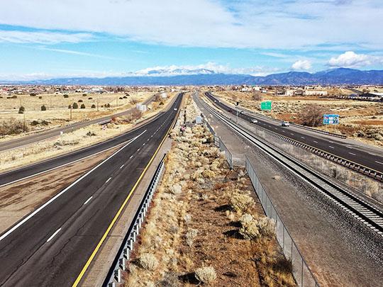 Santa Fe Road Overpass