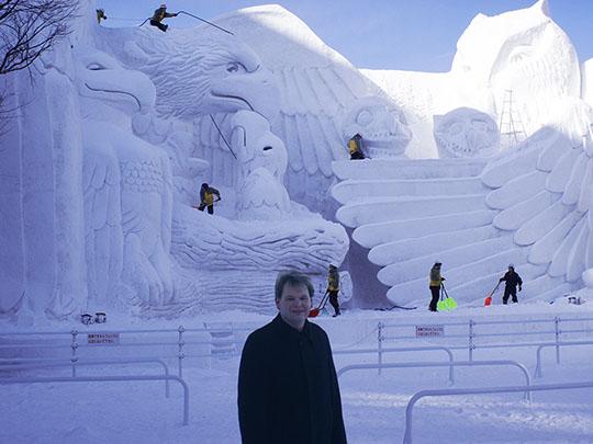 Snow Festival, Sapporo, Hokaido